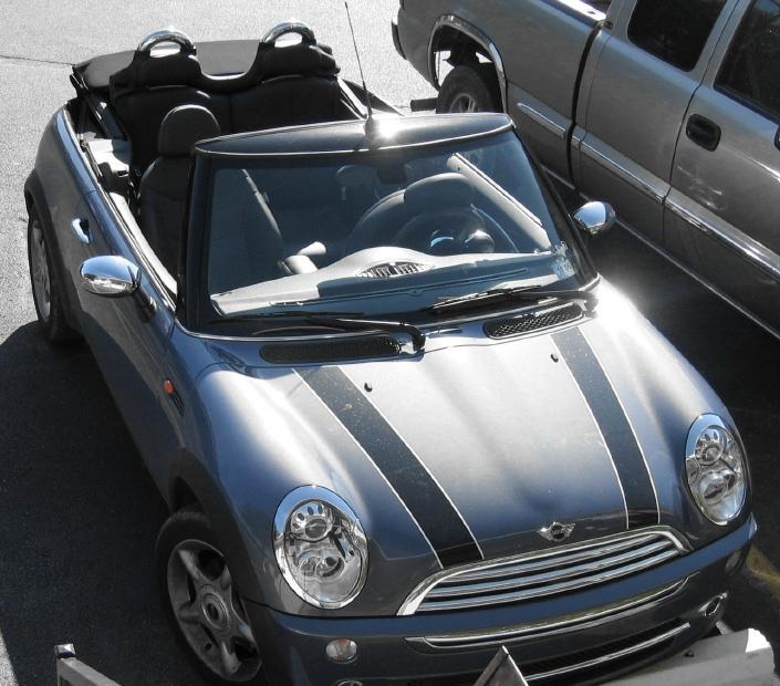 Fs 2006 Mini Cooper S Convertible: 2006 Mini Cooper Convertible Review