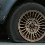 car tire wear patterns