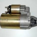 bad starter motor in car