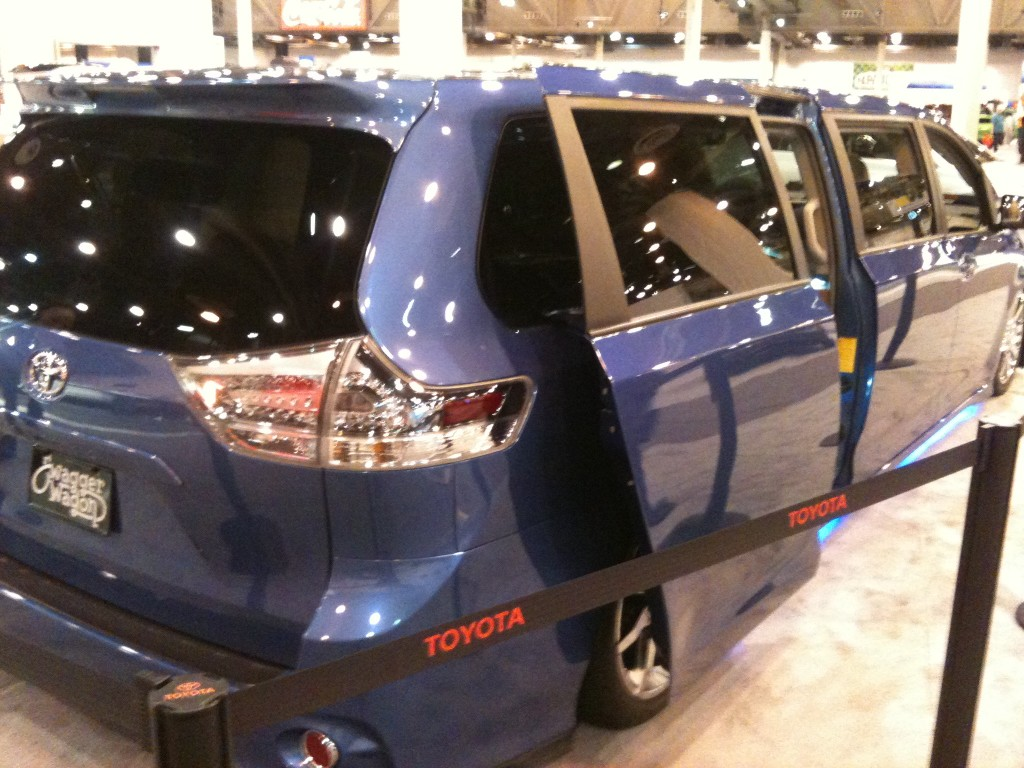 Toyota Swagger Wagon