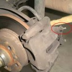brake pads worn out