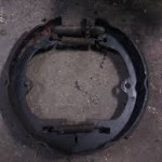 brake shoes worn out