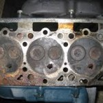 weak car engine compression