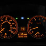 GMC truck dash lights flashing