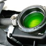 engine oil in coolant