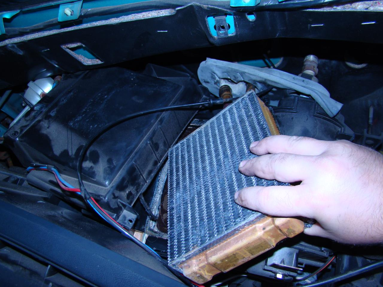 Is My Heater Core in My Car Bad?